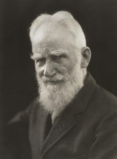 George Bernard Shaw, by Bassano Ltd - NPG x84732