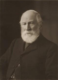 (Edward) Lyulph Stanley, 4th Baron Sheffield, by Bassano Ltd - NPG x84736