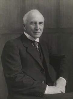 John Allsebrook Simon, 1st Viscount Simon, by Bassano Ltd - NPG x84772
