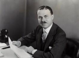 Ernest Aldrich Simpson, by Bassano Ltd - NPG x84780