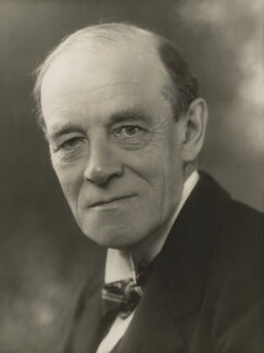 Sir Henry Simson, by Bassano Ltd - NPG x84781