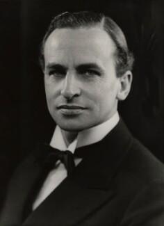 Archibald Henry Macdonald Sinclair, 1st Viscount Thurso, by Bassano Ltd - NPG x84782