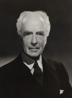 Charles Iain Kerr, 1st Baron Teviot, by Bassano Ltd - NPG x84895