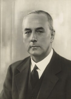 Sir (Thomas) Shenton Whitelegge Thomas, by Bassano Ltd, 22 September 1932 - NPG x84899 - © National Portrait Gallery, London