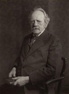 Sir Joseph John Thomson, by Bassano Ltd - NPG x84902