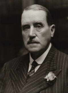 Sir Jocelyn Field Thorpe, by Bassano Ltd - NPG x84904