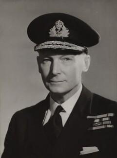 John Cronyn Tovey, 1st Baron Tovey, by Bassano Ltd - NPG x84910
