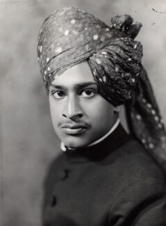 Sri Padmanabha Dasa Bala Rama Varma, Maharaja of Travancore, by Bassano Ltd - NPG x84919