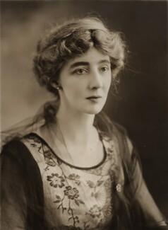 Katherine Isabel Salvin (née Bowlby), Viscountess Trenchard (formerly Boyle), by Bassano Ltd - NPG x84921