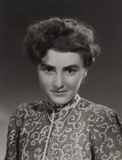 Elizabeth Erskine Trip (née Ogilvie), by Bassano Ltd - NPG x84933