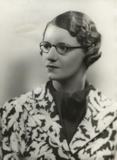 Miss G.E. Trevelyan, by Bassano Ltd - NPG x84940