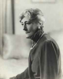 Violet Vanbrugh (Violet Augusta Mary Barnes), by Bassano Ltd - NPG x84951