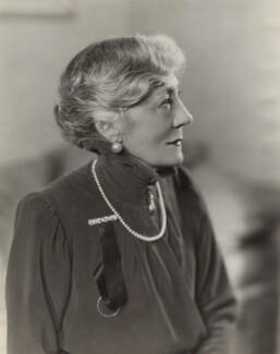 Violet Vanbrugh (Violet Augusta Mary Barnes), by Bassano Ltd - NPG x84956