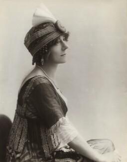 Violet Vanbrugh (Violet Augusta Mary Barnes), by Bassano Ltd - NPG x84962