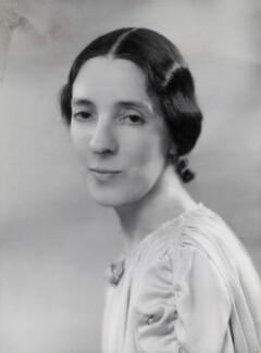 Muriel (née Bourne), Lady Wheeler, by Bassano Ltd - NPG x84999