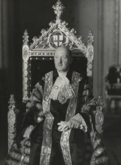 Sir George Henry Wilkinson, 1st Bt, by Bassano Ltd - NPG x85041