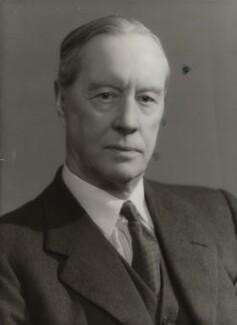 Sir Julian Mayne Young, by Bassano Ltd - NPG x85081