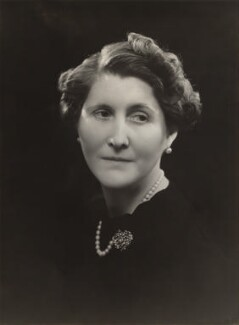 Hon. Marie Immaculée Antoinette Woodruff (née Lyon-Dalberg-Acton), by Bassano Ltd - NPG x85091