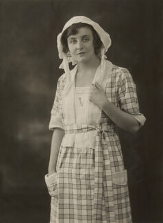 Doris Lloyd, by Bassano Ltd - NPG x85142