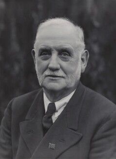 George Lansbury, by Bassano Ltd - NPG x85163