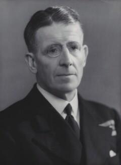 Sir David Sidney Lambert, by Bassano Ltd - NPG x85171