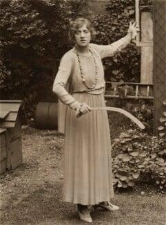 Violet Loraine, by Bassano Ltd - NPG x85191