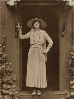 Violet Loraine, by Bassano Ltd - NPG x85192