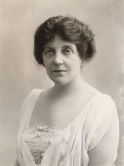 Lena Ashwell (née Lena Margaret Pocock, later Lady Simson), by Bassano Ltd, 1916 - NPG x85237 - © National Portrait Gallery, London