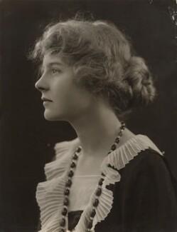 Bessy (née Surtees), Viscountess Gort, by Bassano Ltd - NPG x85244