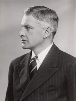 Robert Arthur Lytton, 3rd Earl of Balfour, by Bassano Ltd - NPG x85246
