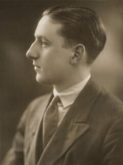 Charles Rowland Allanson-Winn, 7th Baron Headley, by Bassano Ltd - NPG x85253