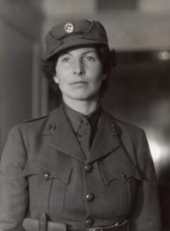 Iris Dorothea Boyd-Rochfort (née Taylor), by Bassano Ltd - NPG x85273