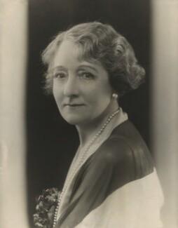 Mabel Terry-Lewis, by Bassano Ltd - NPG x85285