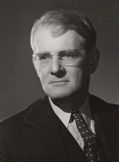 Richard Kidston Law, 1st Baron Coleraine, by Bassano Ltd - NPG x85287