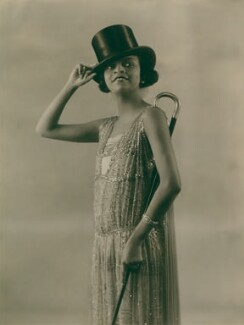 Florence Mills in 'Dover Street to Dixie' at the London Pavilion, by Bassano Ltd, 1 August 1923 - NPG x85305 - © National Portrait Gallery, London