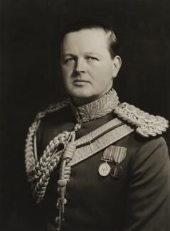 John Albert Edward William Spencer-Churchill, 10th Duke of Marlborough, by Bassano Ltd, 30 November 1934 - NPG x85308 - © National Portrait Gallery, London