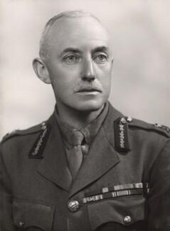 Sir Desmond Francis Anderson, by Bassano Ltd, 19 June 1941 - NPG x85316 - © National Portrait Gallery, London
