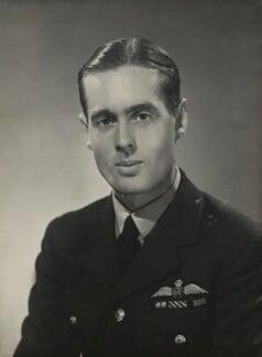 Leonard Cheshire, Baron Cheshire, by Bassano Ltd, 17 August 1944 - NPG x85329 - © National Portrait Gallery, London