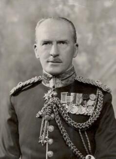 Sir John Greer Dill, by Bassano Ltd - NPG x85332