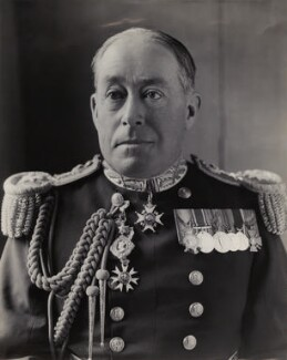 Sir Dudley Burton Napier North, by Bassano Ltd - NPG x85339