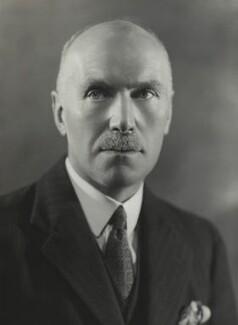 Sir William Porter MacArthur, by Bassano Ltd - NPG x85355