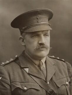 Sir Thomas Troubridge, 4th Bt, by Bassano Ltd - NPG x85412
