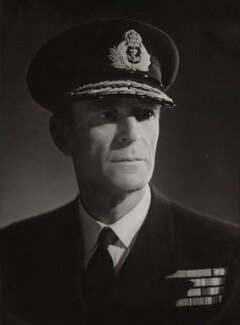 Sir Philip Louis Vian, by Bassano Ltd - NPG x85422