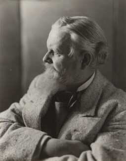 Sir Frank Brangwyn, by Bassano Ltd - NPG x85439