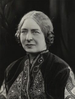 Laura Knight, by Bassano Ltd, 20 February 1936 - NPG x85441 - © National Portrait Gallery, London