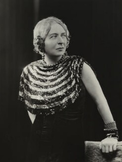 Laura Knight, by Bassano Ltd, 20 February 1936 - NPG x85442 - © National Portrait Gallery, London