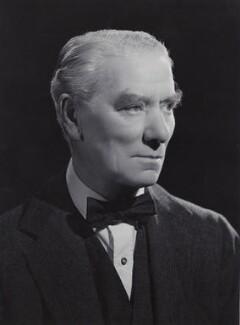 Sir Walter Benton Jones, 2nd Bt, by Bassano Ltd - NPG x85467