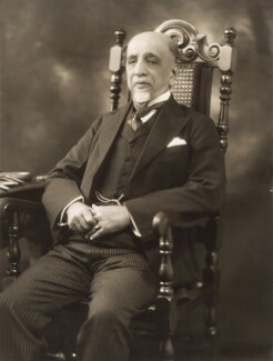 Sir Cowasjee Jehangir, 1st Bt, by Bassano Ltd - NPG x85478