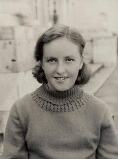 Nancy Jupp, by Bassano Ltd, 1935 - NPG x85485 - © National Portrait Gallery, London