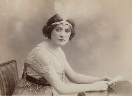Daisy Irving, by Bassano Ltd - NPG x85501